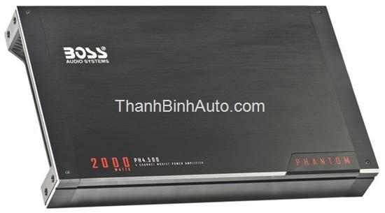 Ph4. 500-loa boss số 1 tại Mỹ