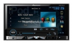 Car AV 4 Channel Bluetooth Receiver with Detachable Double Din Faceplate. DVD / CD / VCD / USB / Ipod / IPhone / SD /WMA / AAC / Divx playback capabilities. New Mixtrax (Auto Dj) functionality. Motorized 7 inch VGA LCD Tactil screen with Remote