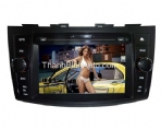 CAR DVD PLAYER with GPS FOR SUZUKI SWIFT 2010-2012 
