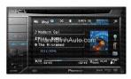 In-Dash Double-Din DVD Multimedia AV Receiver with 5.8