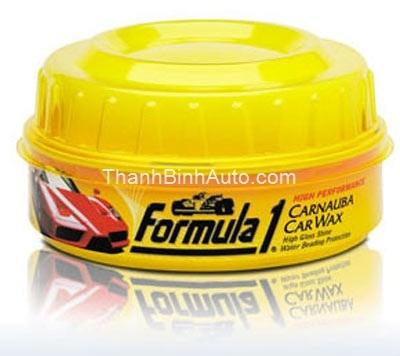 Sáp dưỡng bóng sơn xe Formula1