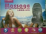 ĐỆM MASSAGE 3 TRONG 1 Lifepro L268-MC