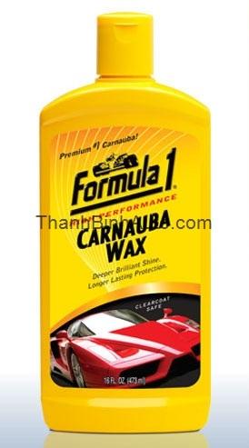 Dung dịch dưỡng bóng sơn xe Formula1