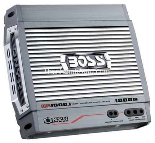 NX1800. 1-âm ly hàng đầu tại Mỹ