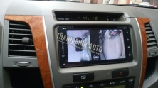Video Camera 360 ORIS cho Toyota Fortuner 2010