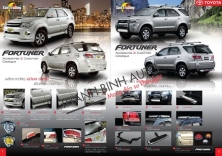 Phụ kiện xe Fortuner, fortuner accessories