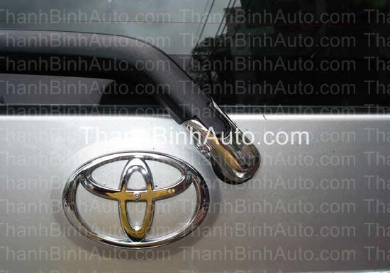 Ốp bảo vệ, chống mất cắp gạt mưa cho các loại xe