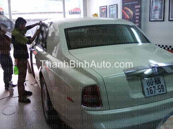 LLumar - Phim cách nhiệt cho xe ôtô - Thanhbinhauto