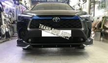 Body lip cho xe COROLLA CROSS 2021